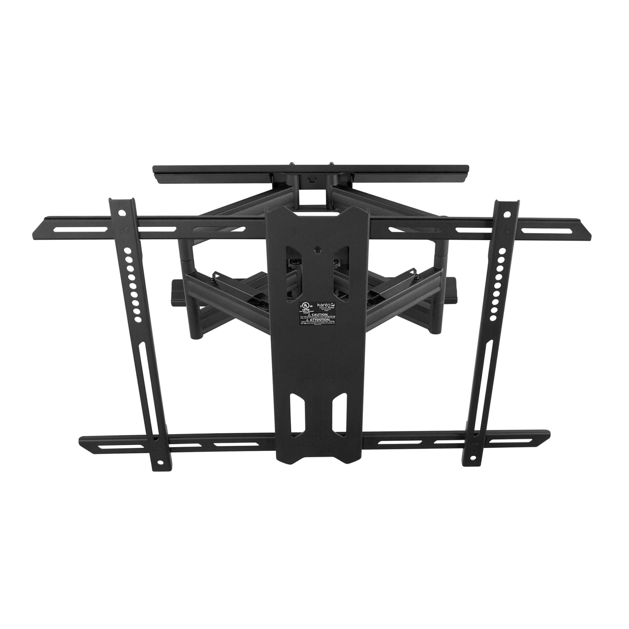 "KANTO FULL MOTION ARTICULATING MOUNT 37-75"" BLACK"