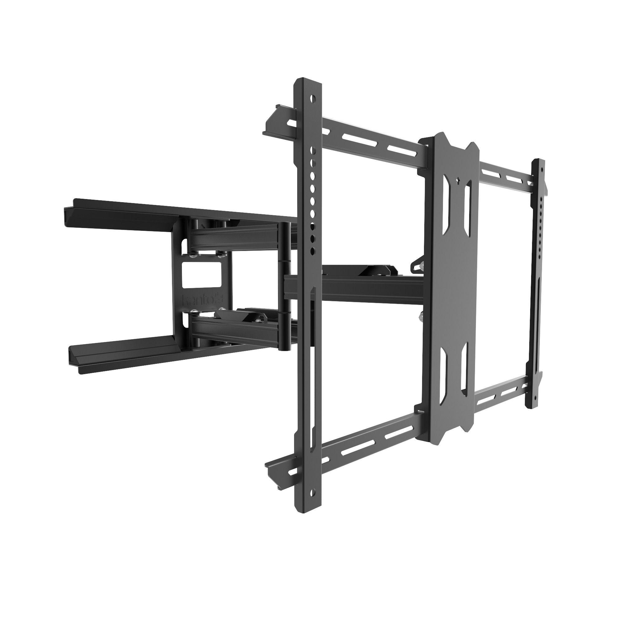 "KANTO OUTDOOR FULL MOTION ARTICULATING MOUNT 37-75"" (BLACK)"