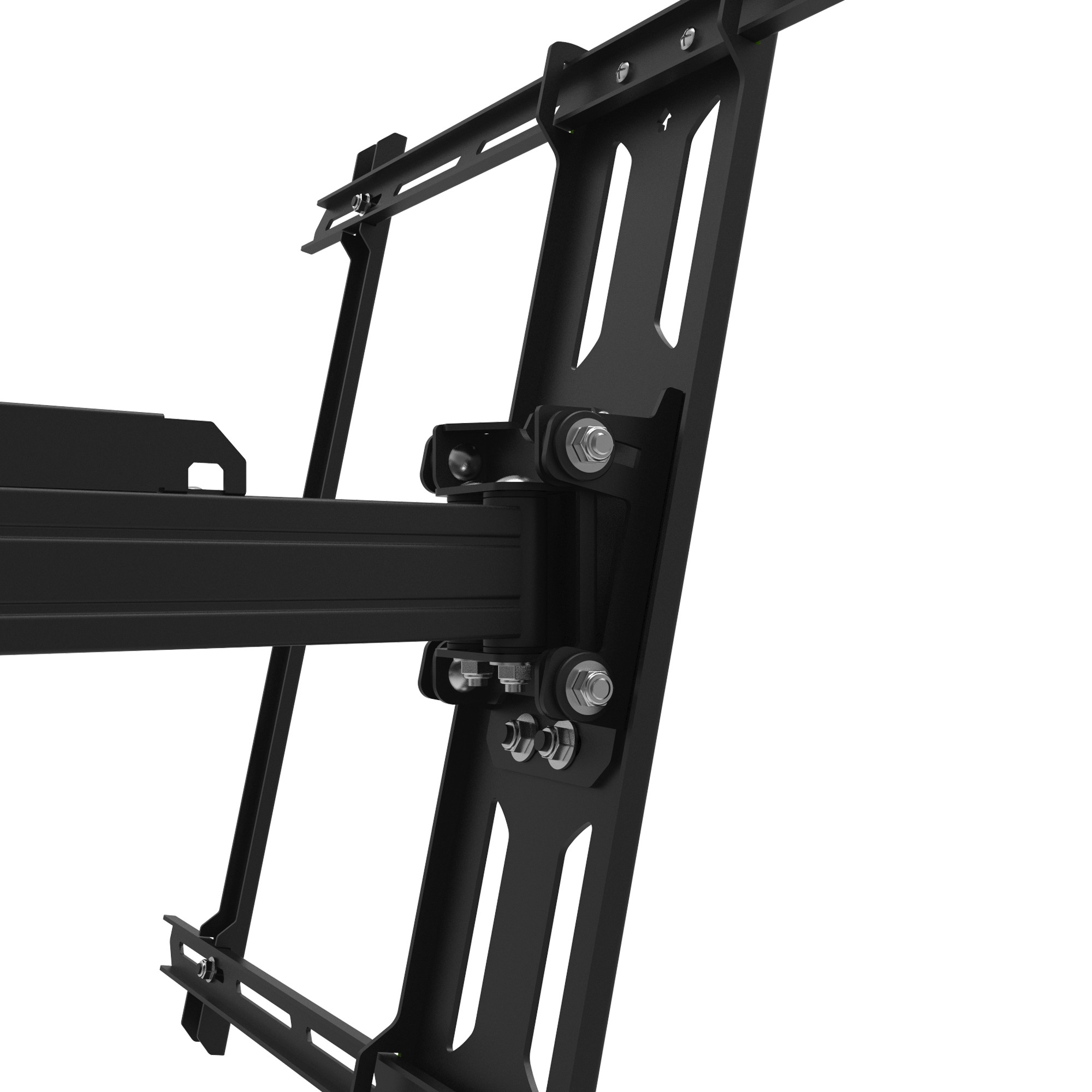 "KANTO OUTDOOR FULL MOTION ARTICULATING MOUNT 42-100"" (BLACK)"