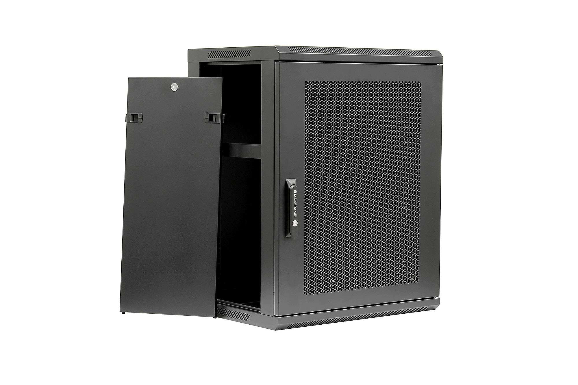 MAINFRAME 15U FIXED WALL MOUNT CABINET