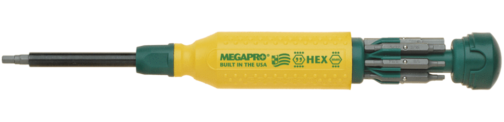 MEGAPRO HEX (ALLEN KEY) 15-IN-1 DRIVER