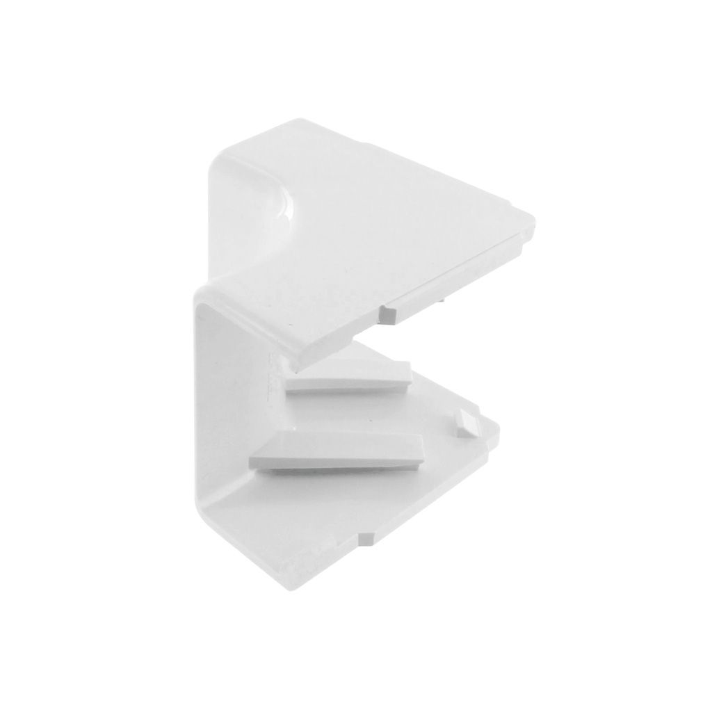 "1.75"" INTERNAL CORNER COVER  -  WHITE"
