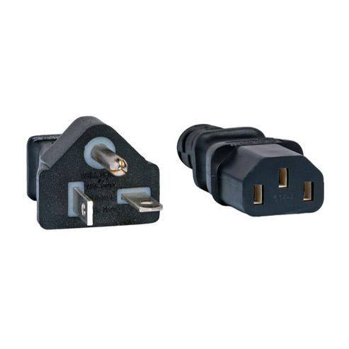6' HEAVY DUTY POWER CORD NEMA 5-20P TO IEC C-13