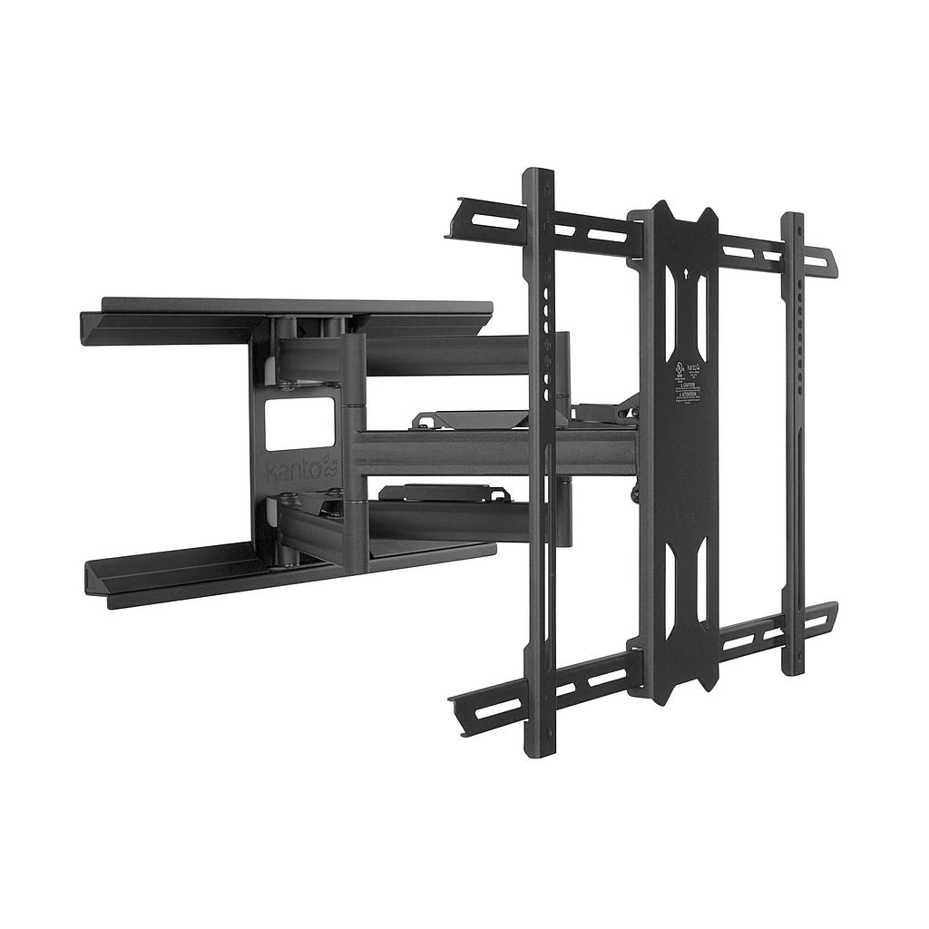 "KANTO FULL MOTION ARTICULATING MOUNT 37-75"" (BLACK)"