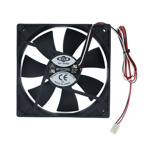 [CO12253] MEDIUM SPEED 3 PIN CASE FAN 120X120X25MM