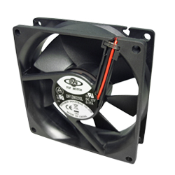 [CO8254] LOW NOISE 3/4 PIN CASE FAN 80X80X25MM