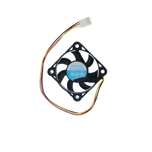 [CO5103] MEDIUM SPEED 3 PIN CASE/CPU FAN 50X50X10MM
