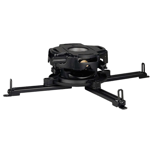 [PMPRGUNV] PEERLESS PRECISION GEAR PROJECTOR MOUNT, UP TO 50LB - BLACK
