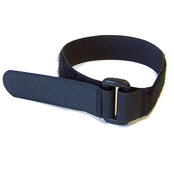 "[CB1225] VELCRO 12"" COMPRESSION STRAP BLACK (10/PACK)"