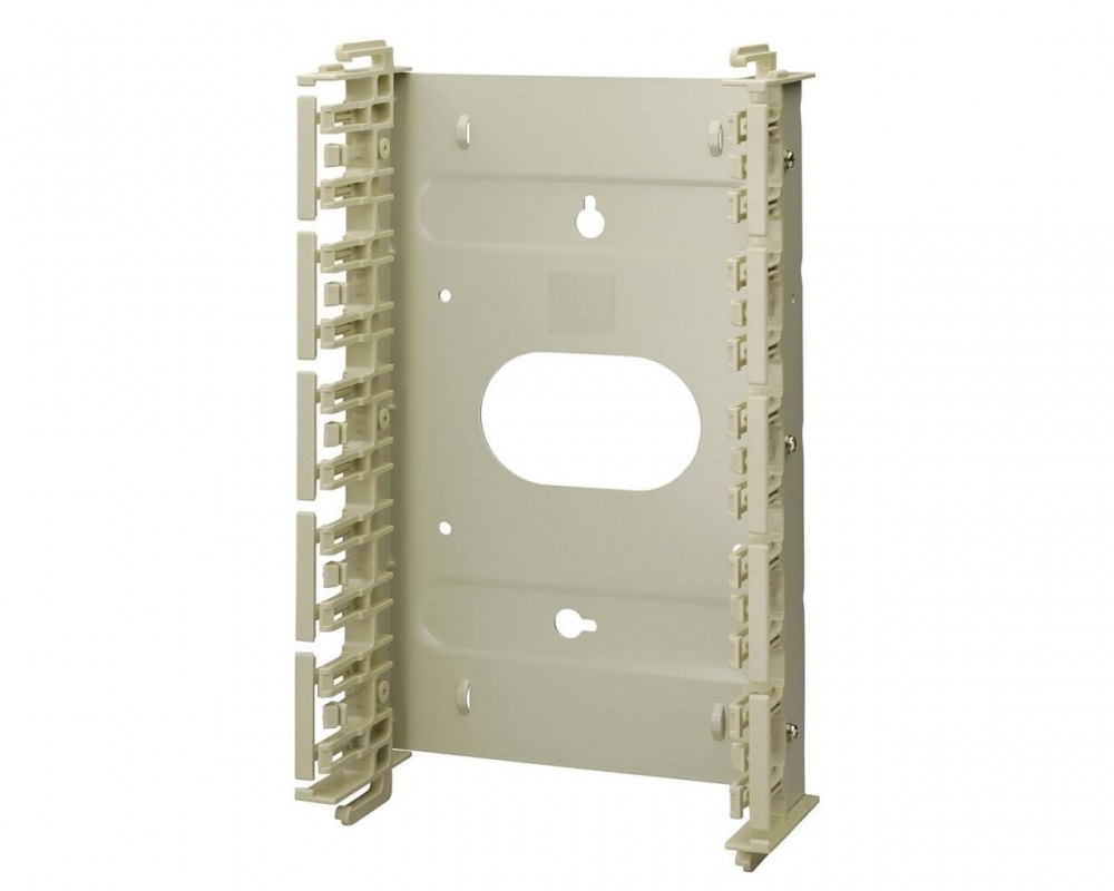 [BIX10A] WALL-MOUNT RACK FOR 10-BIX BLOCK