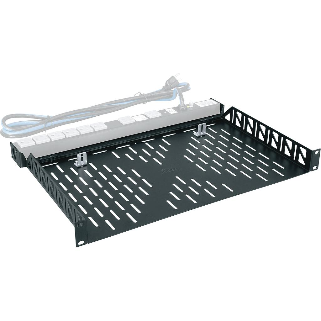 "[MAU1V] MIDDLE ATLANTIC 1U 10"" VENTED RACK SHELF"
