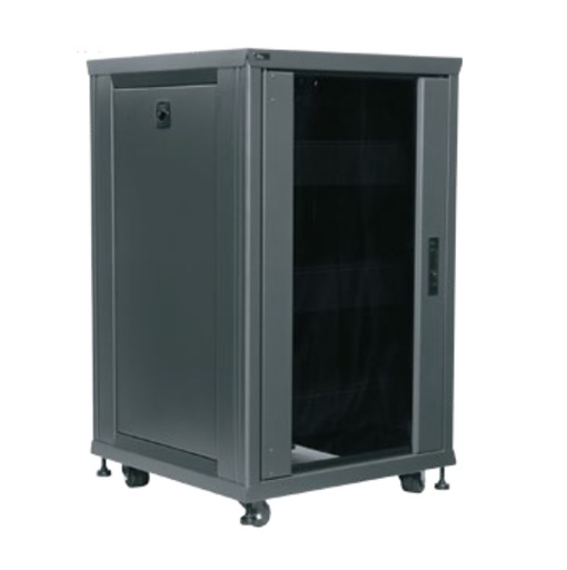 "[MARCS1824] MIDDLE ATLANTIC 18U RESIDENTIAL CONFIGURED RACK (RCS) - 24"" DEEP"