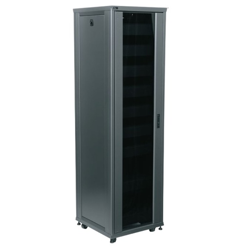 "[MARCS4224] MIDDLE ATLANTIC 42U RESIDENTIAL CONFIGURED RACK (RCS) - 24"" DEEP"
