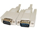 SERIAL DB9 M/M CABLE RS-232