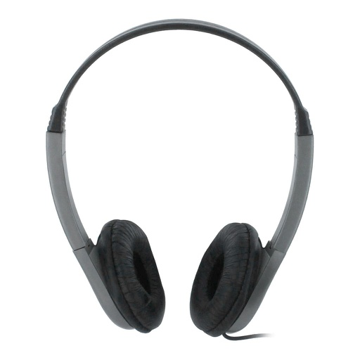 [TH197] CYBER ACOUSTICS HE-200RB STEREO HEADPHONES