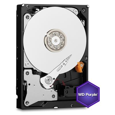 "[WD82PURZ] WESTERN DIGITAL 3.5"" 8TB 7200 RPM 256MB SURVEILLANCE HDD"