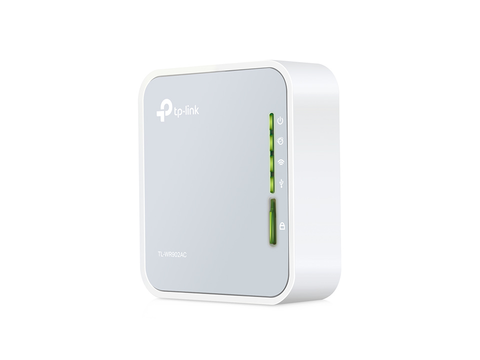 [TLWR902AC] TP-LINK TL-WR902AC 802.11AC ETHERNET WIRELESS ROUTER