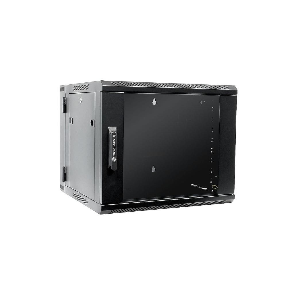 [MFHCAB9U] MAINFRAME 9U HINGED WALL MOUNT CABINET