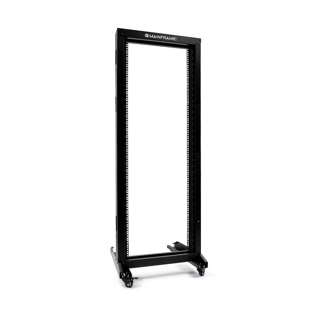 [MFOFDR232U] MAINFRAME 32U 2-POST OPEN FRAME RACK