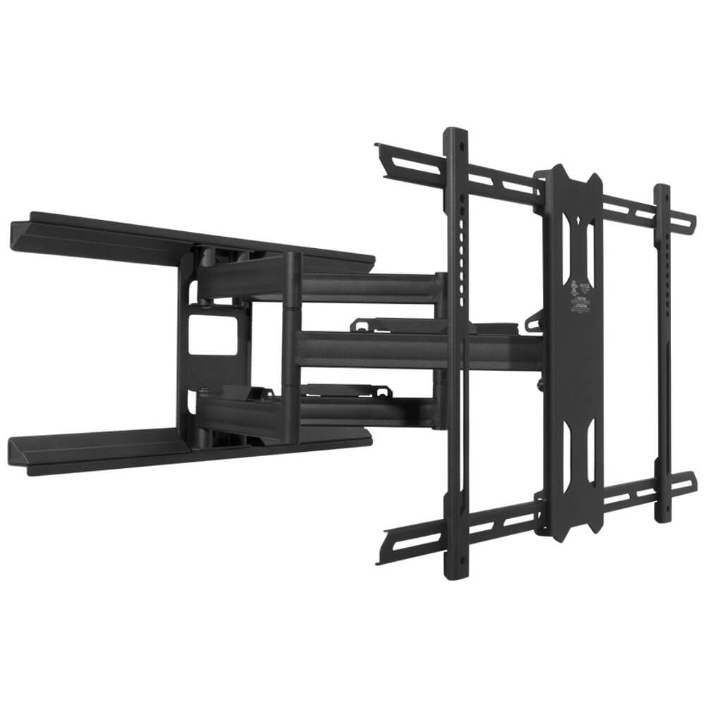 "[KAPDX680] KANTO FULL MOTION ARTICULATING MOUNT 37""-80"" BLACK"