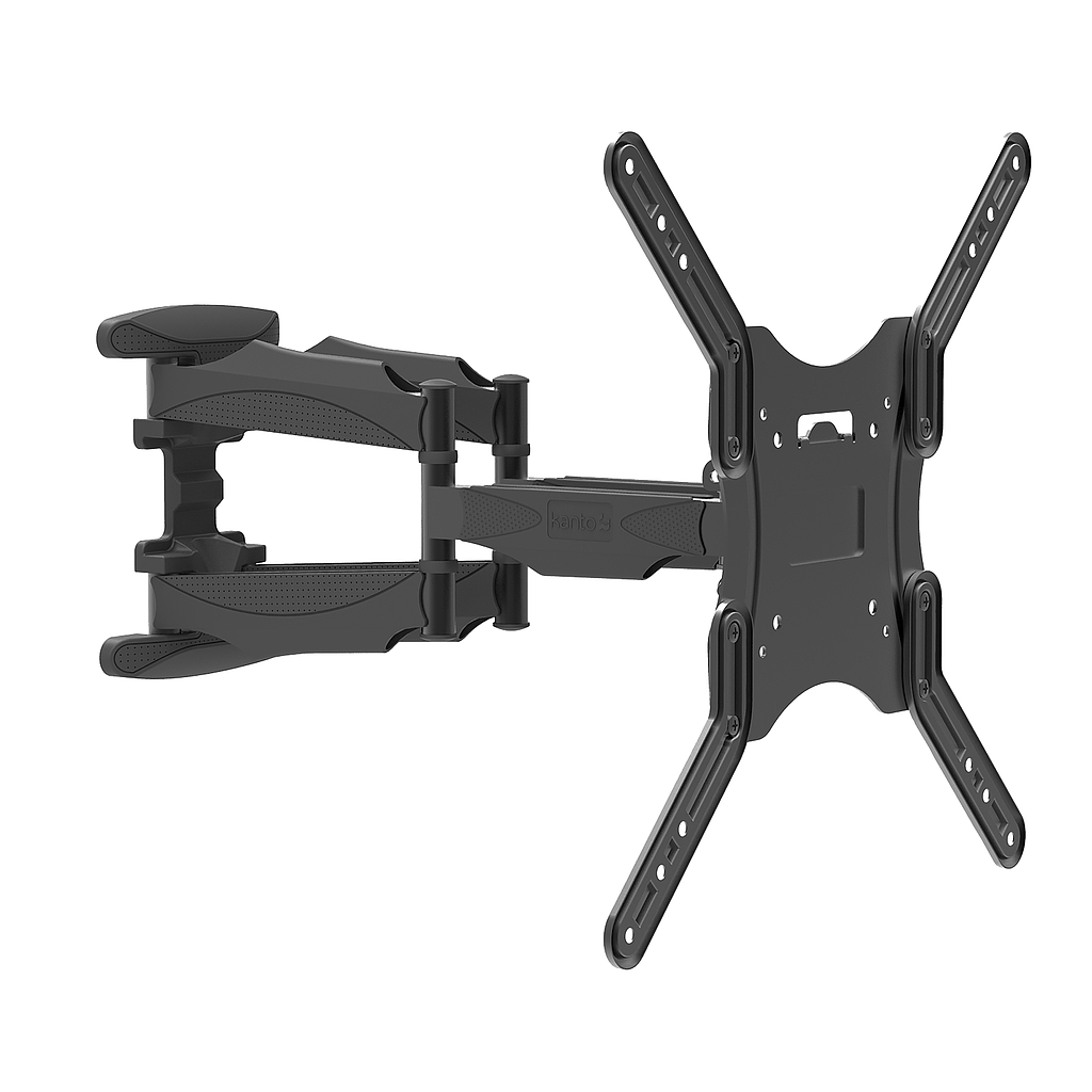 [KAM600] KANTO DOUBLE ARM FULL MOTION TV MOUNT 26-55""