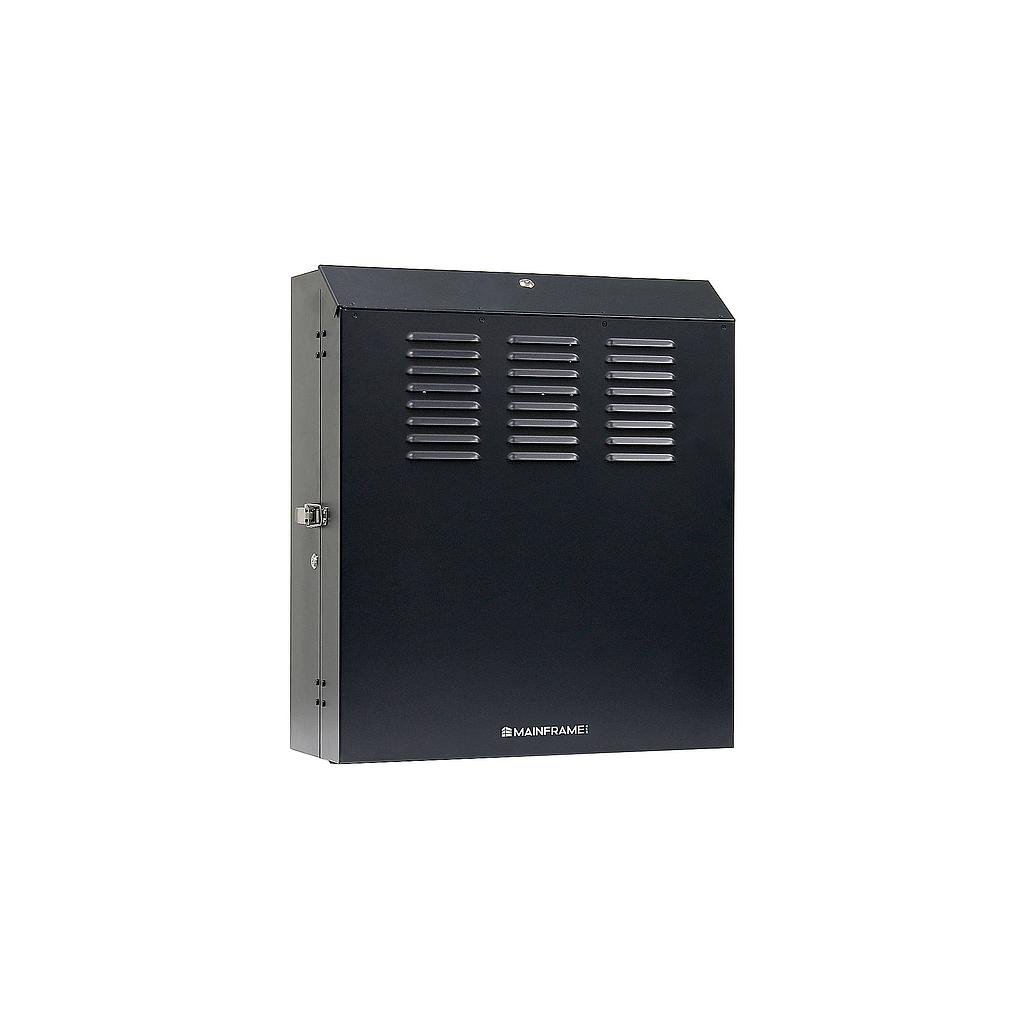 "[MFVCAB5U20D] MAINFRAME 5U 20"" DEEP VERTICAL WALL MOUNT RACK ENCLOSURE"