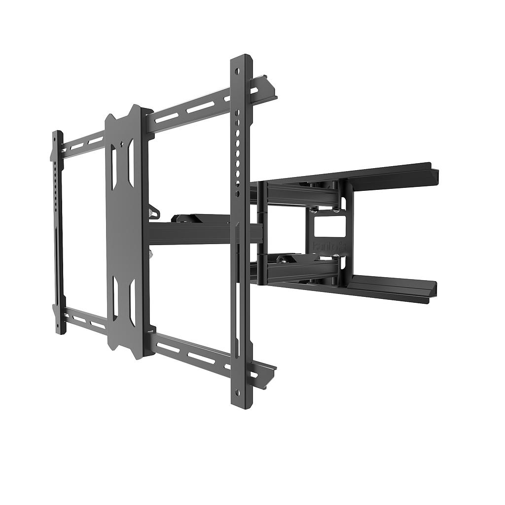 "[KAPDX650G] KANTO OUTDOOR FULL MOTION ARTICULATING MOUNT 37-75"" (BLACK)"