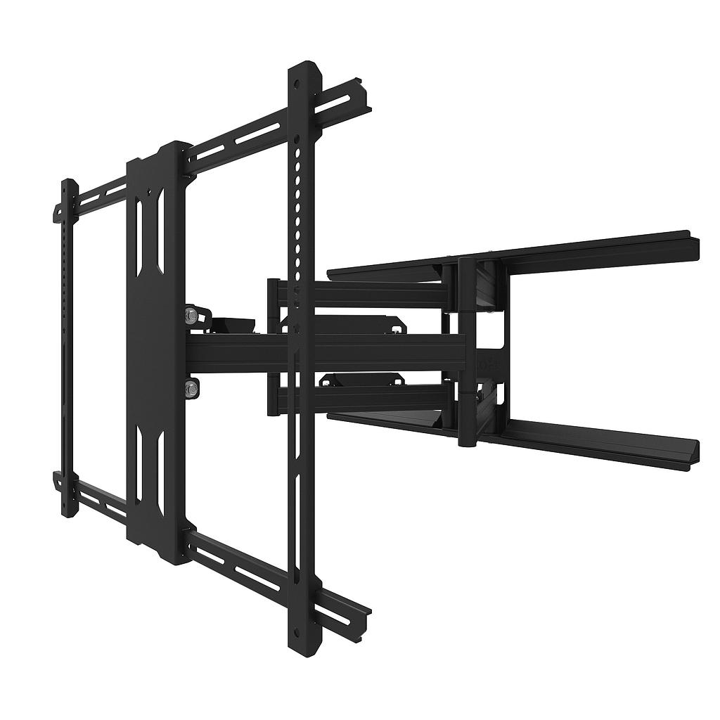 "[KAPDX700G] KANTO OUTDOOR FULL MOTION ARTICULATING MOUNT 42-100"" (BLACK)"