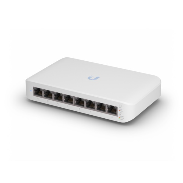[UBUSWLITE8POE] UNIFI SWITCH LITE 8 PORT POE